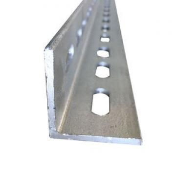 Stainless Steel Hot Rolled Duplex 2205 Angle Steel Bar with V Shape