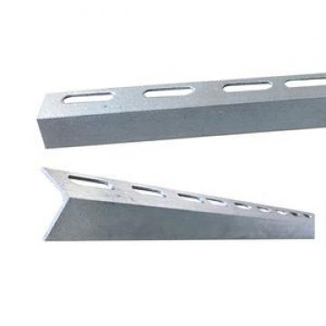 Steel Angle with Double Folds