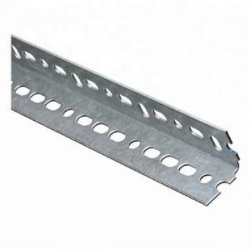 Perforated Ms L Shape Steel Beam BS En S355jr S355j0 Galvanized Slotted Steel Angle Beam