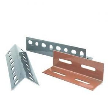 Red Yellow Brown Gray White Blue Color Steel Slotted Angle Bars
