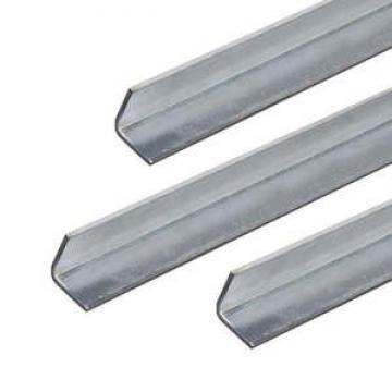 High tensile hot rolled standard size ss400 galvanized mild slotted iron steel angle