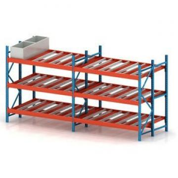 Warehouse Storage Slide Gravity Carton Flow Pallet Roller Rack